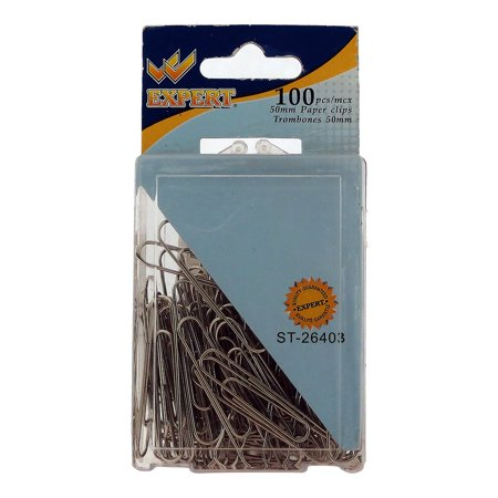 Paper Clips – 100 Count By Expert - image 1 of 1