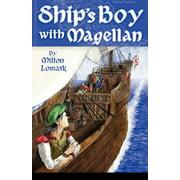 Ship's Boy with Magellan (Paperback)
