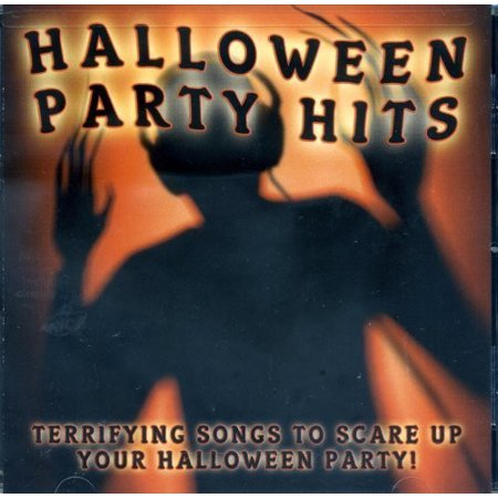 HALLOWEEN PARTY (CD) - Hillbilly Halloween Music
