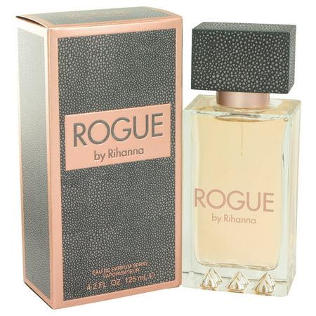 Rihanna Rihanna Rogue Eau De Parfum Spray for Women 4.2 oz - Be Rihanna For Halloween