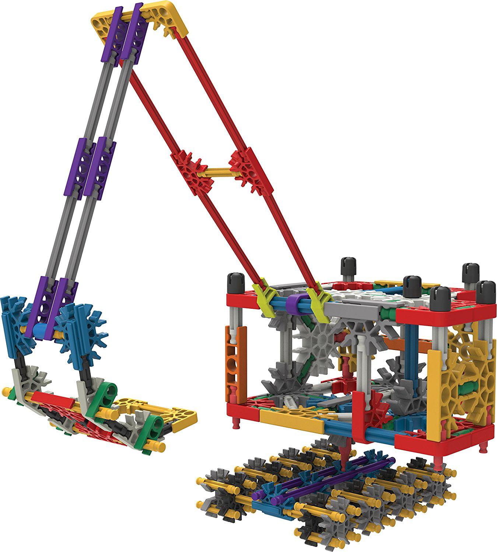 Knex 35 Model Building Set 480 Pieces For Ages 7