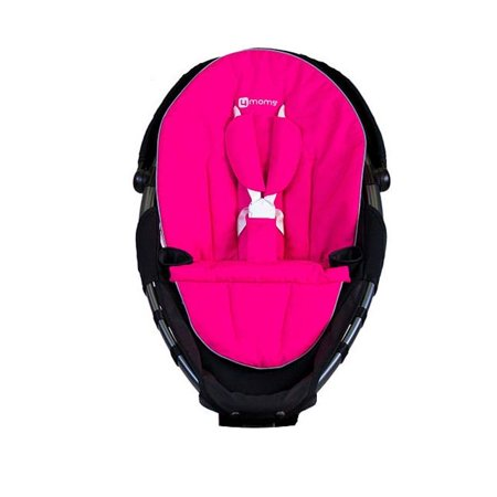 4moms Origami Stroller insert Color Kits - Pink Seat Valve Seat Inserts