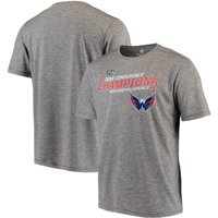 89f64d9b474 Product Image Washington Capitals Fanatics Branded 2018 Eastern Conference  Champions Game Misconduct Performance T-Shirt - Charcoal