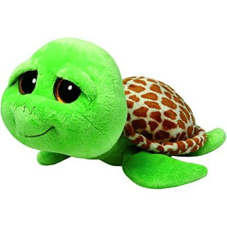 Ty Beanie Boos Buddies Zippy Green Turtle Medium Plush](Mario Bros Turtle)
