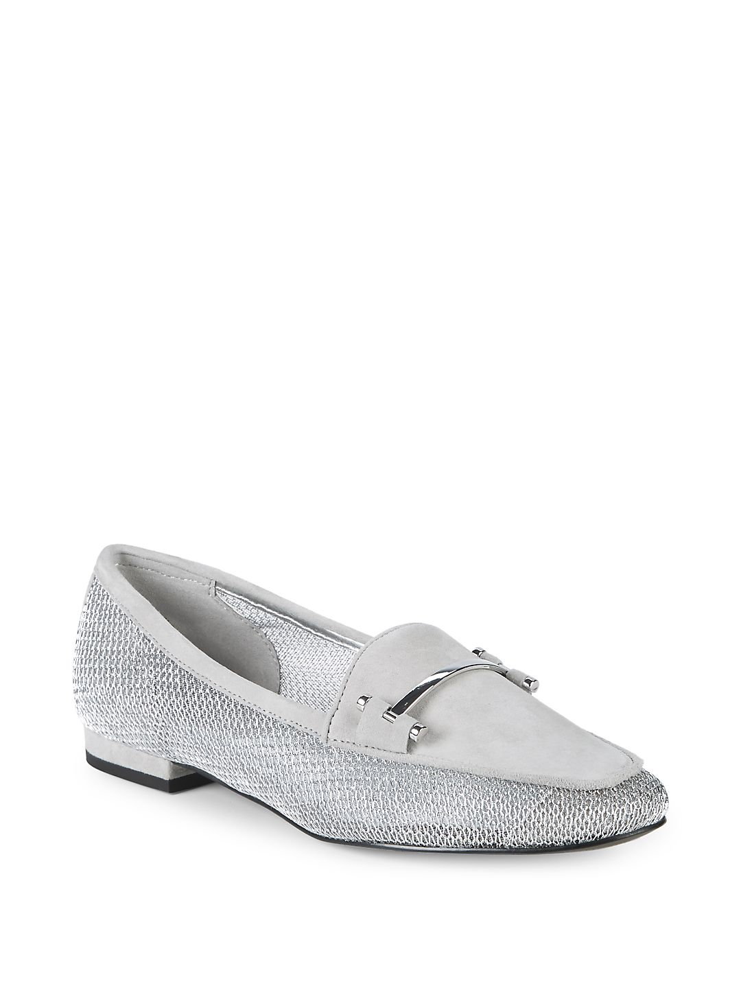 Cat Mesh Loafers