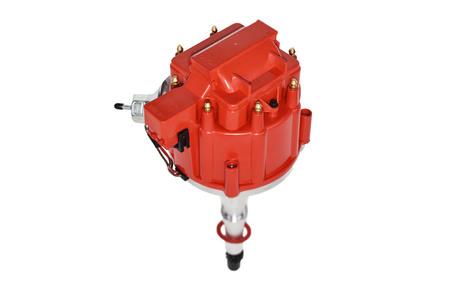 A-TEAM  AMC JEEP CJ5 CJ7 304 360 401 V-8 HEI DISTRIBUTOR RED 65K VOLT COIL