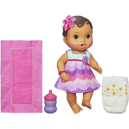 Baby Alive Bitsy Burpsy Baby Doll Walmart Com