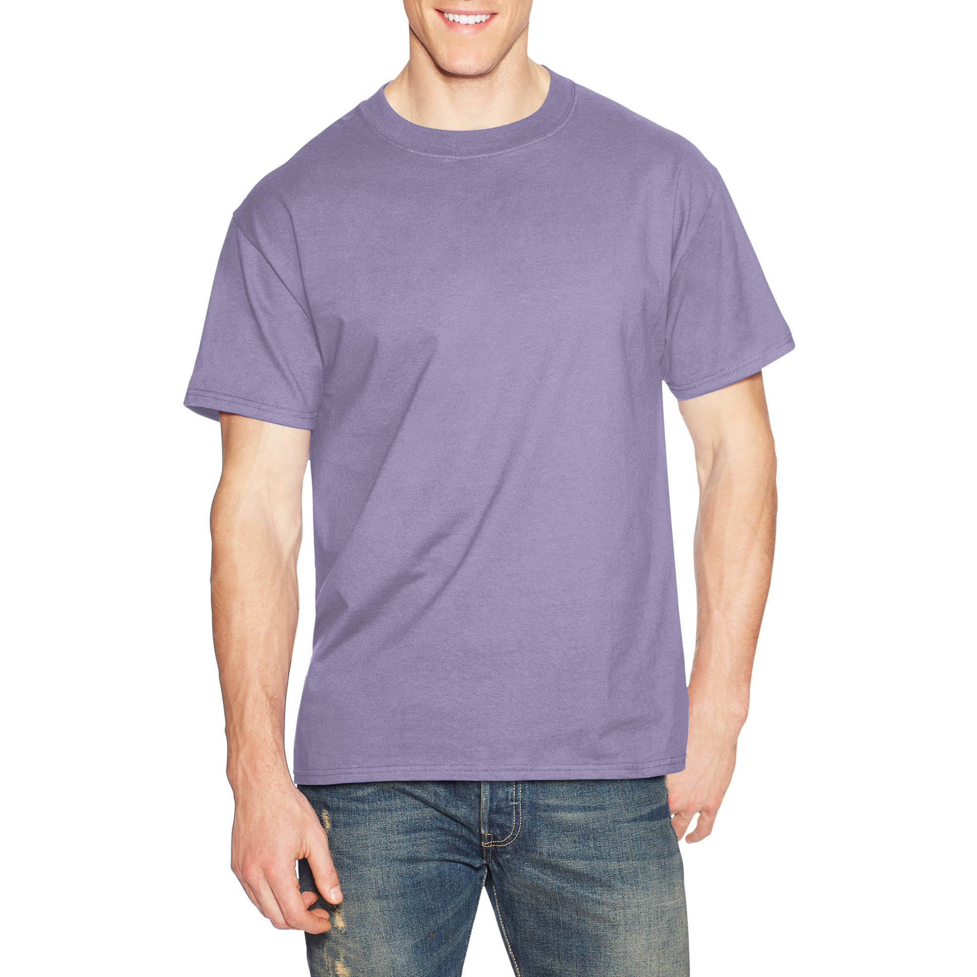 Hanes Men's Beefy Short Sleeve T-shirt