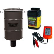 Moultrie feeders accessories for Automatic fish feeder walmart