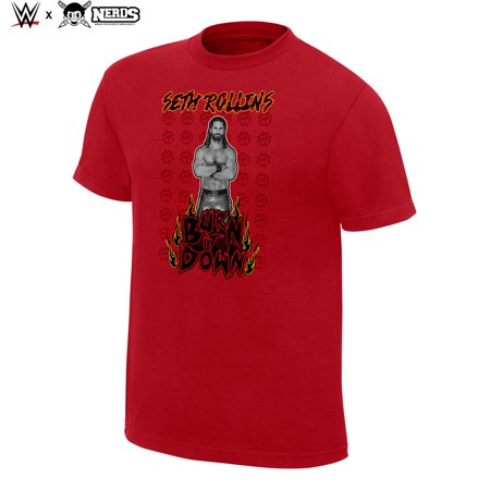 Official WWE Authentic Seth Rollins