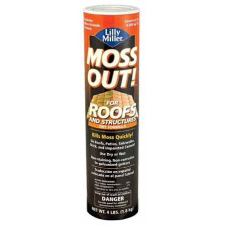 Central Garden (CENTRAL GARDEN BRANDS Moss Out For Roofs, Covers 4,000-Sq. Ft. 100099152)