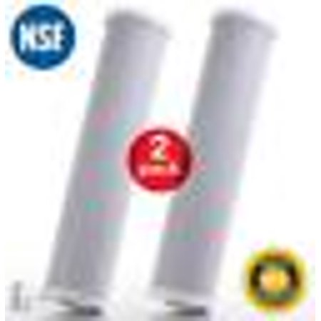 - Premium Countertop Water Replacement Filter compatible to Ecosoft For Use In the