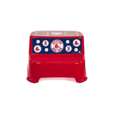 Major League Baseball Step Stool-Team:Boston Red Sox