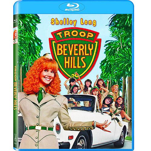 Troop Beverly Hills (1989) (Blu-ray + Digital HD)