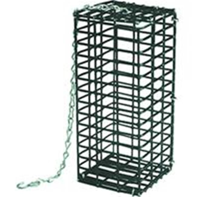 Pine Tree Farms 399632 Wild Birds First Choice Seed Bar Hanging Feeder- Black Holds, 16 oz. Bar