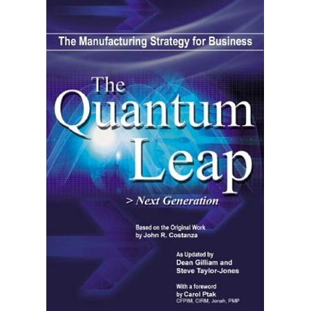 The Quantum Leap: Next Generation by