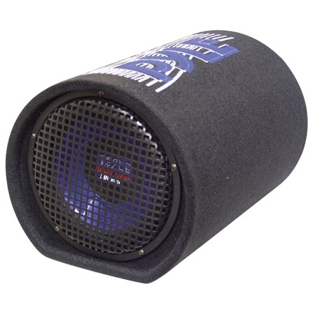 - PYLE PLTB8 - 8-Inch 400-Watt Carpeted Subwoofer Tube