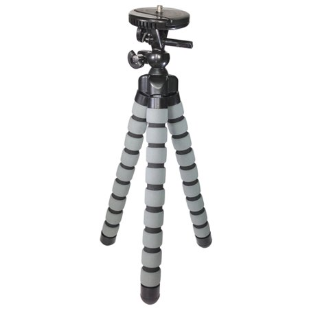 Nikon COOLPIX B500 Digital Camera Tripod Flexible Tripod - for Digital Cameras and Camcorders - Approx Height 13 inches ()