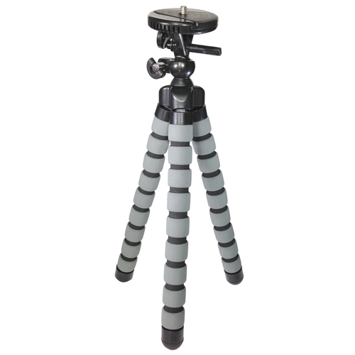 for Digital Cameras and Camcorders Approx Height 13 inches Compatible with Panasonic LUMIX DC-LX100 II Digital Camera Digital Camera Tripod Flexible Tripod