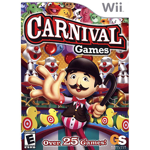 Carnival Games (Wii) - Pre-Owned
