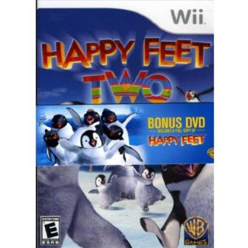 Happy Feet Two (Wii) with Bonus* DVD