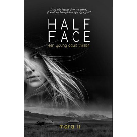 Half Face - eBook](Half Face Halloween Tutorial)