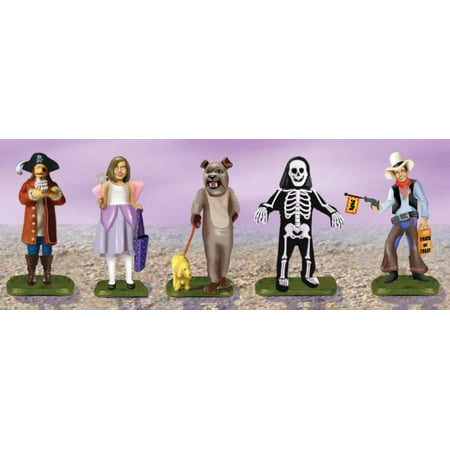 Lionel 6-24265 Hallowen Trick or Treat People Pack
