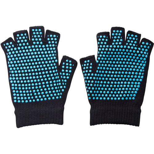 Lotus Non-Slip Yoga Gloves