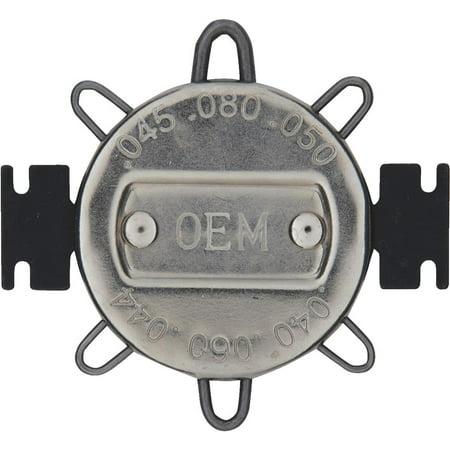 Great Neck Spark Plug Gap Gauge 25026 (Best Spark Plug Gap)