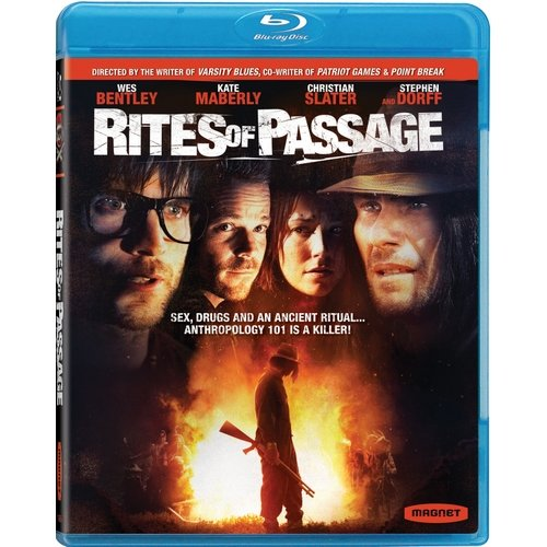 Rites Of Passage (Blu-ray)