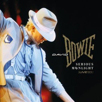 Serious Moonlight (live '83) (2018 Remastered Version) (CD) (David Bowie Serious Moonlight Tour Support Acts)