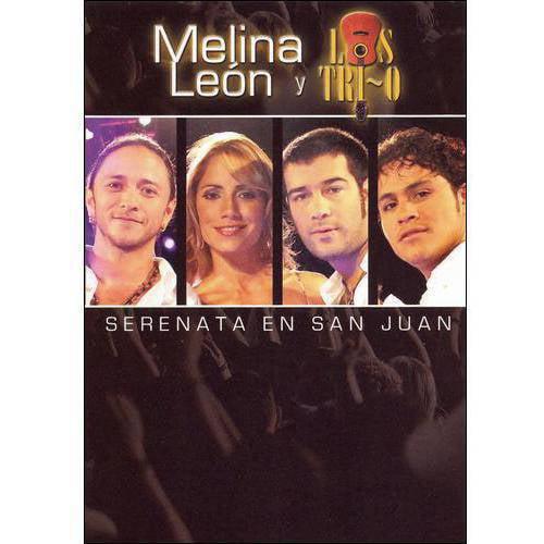 MELINA LEON & LOS TRI-O