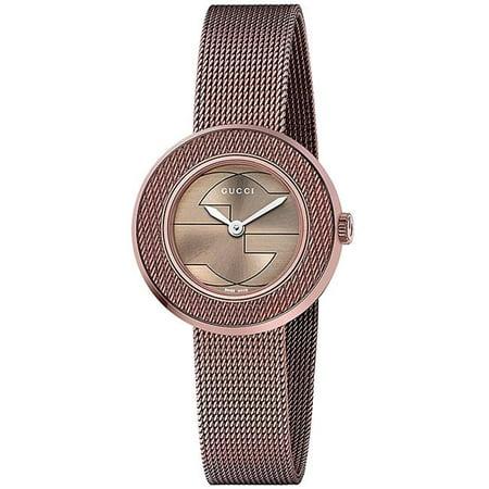 acdd5679c1c U-Play - YA129520 Gucci U-Play Ladies Watch-Case 29 mm. - Walmart.com