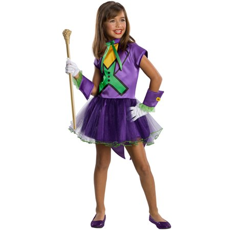 The Joker Tutu Toddler/Child Costume](Best Joker Costumes)
