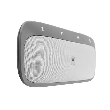 bee0e0e25f53f7 Motorola Roadster Pro Bluetooth Speakerphone (Silver) - Walmart.com