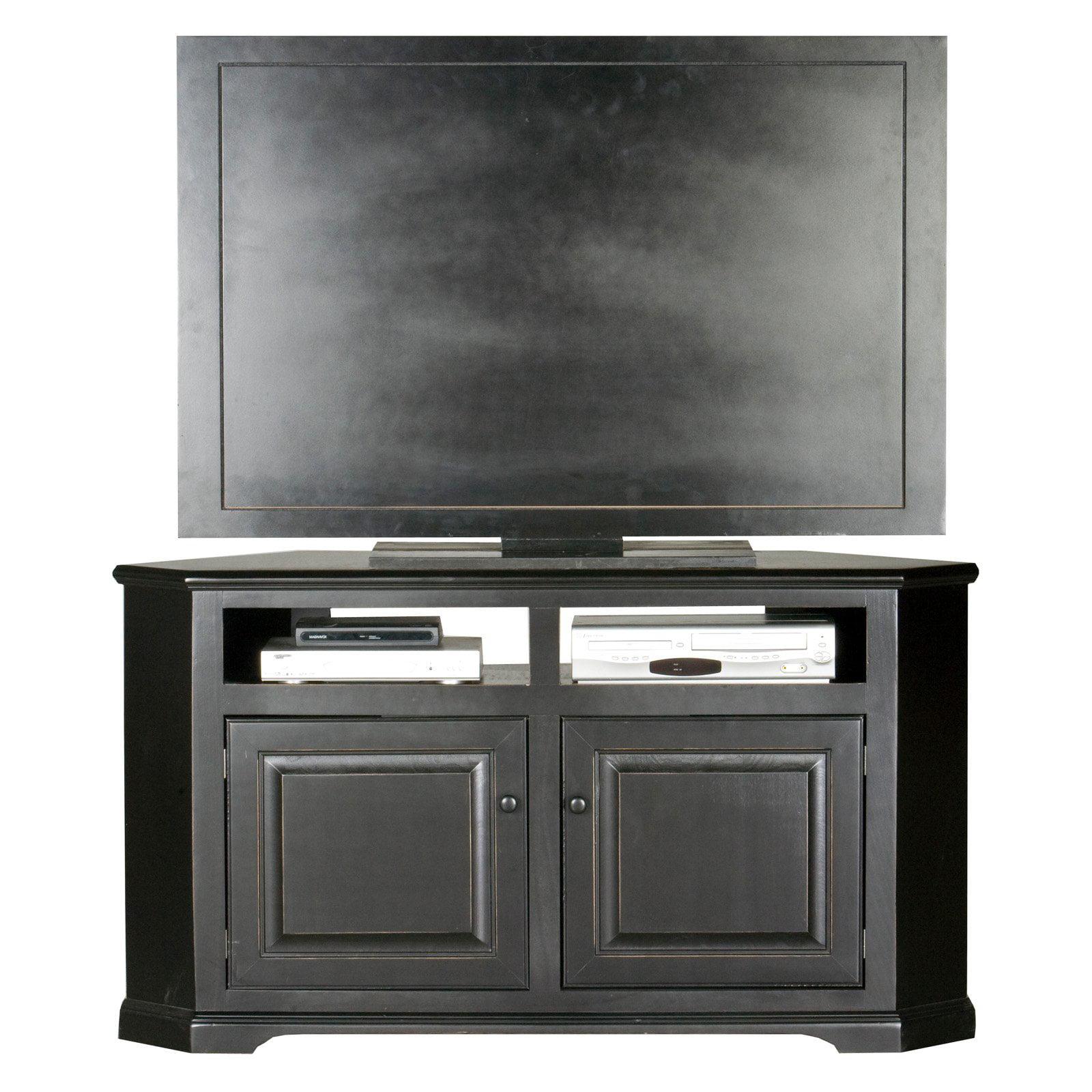 Eagle Furniture 56 in. Savannah Corner Entertainment Console
