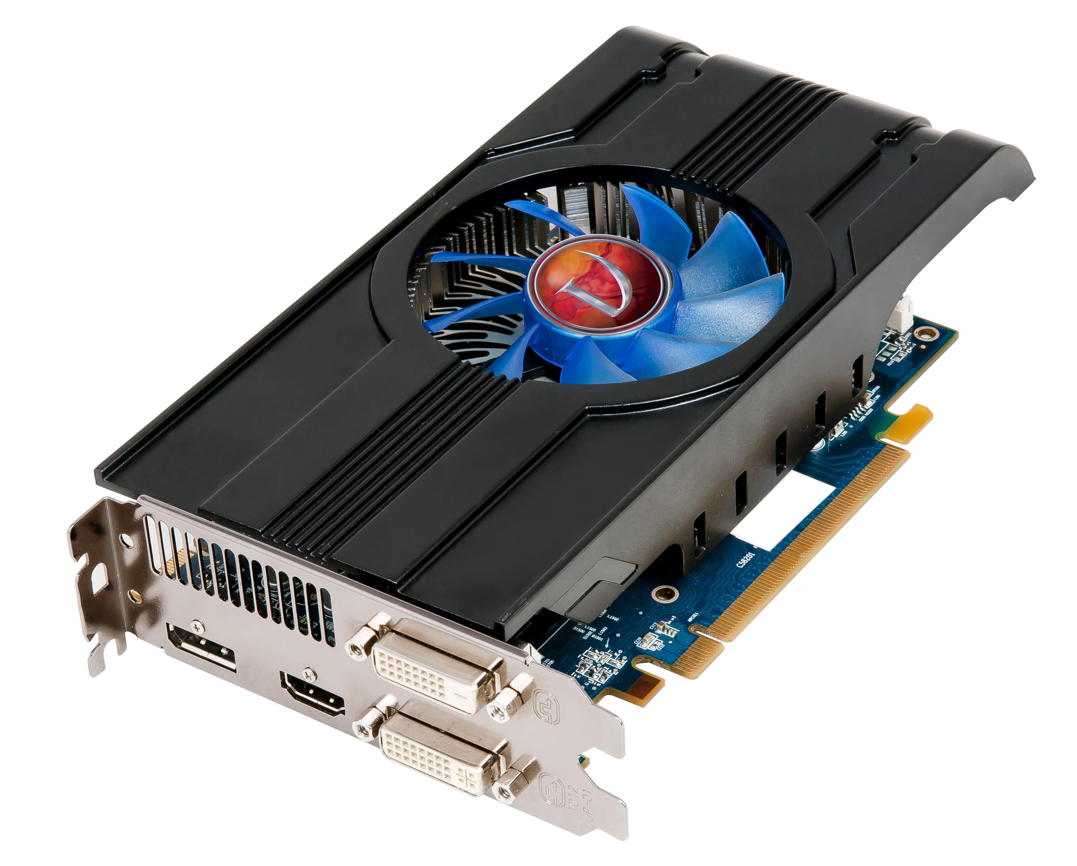 DIAMOND 7770PE51GV AMD Graphics Update