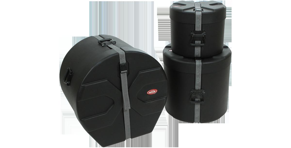 SKB 1SKB-DRP3 Drum Package 3 by SKB