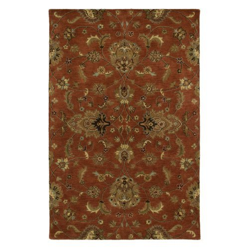 """Mystic Collection Hand Tufted Pewter Rug (9'6"""" X 13')"""