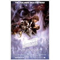 Star Wars Poster The Empire Strikes Back New 24x36