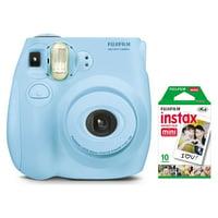 Fujifilm Instax Mini 7S Instant Camera w/10-Pack Film Deals