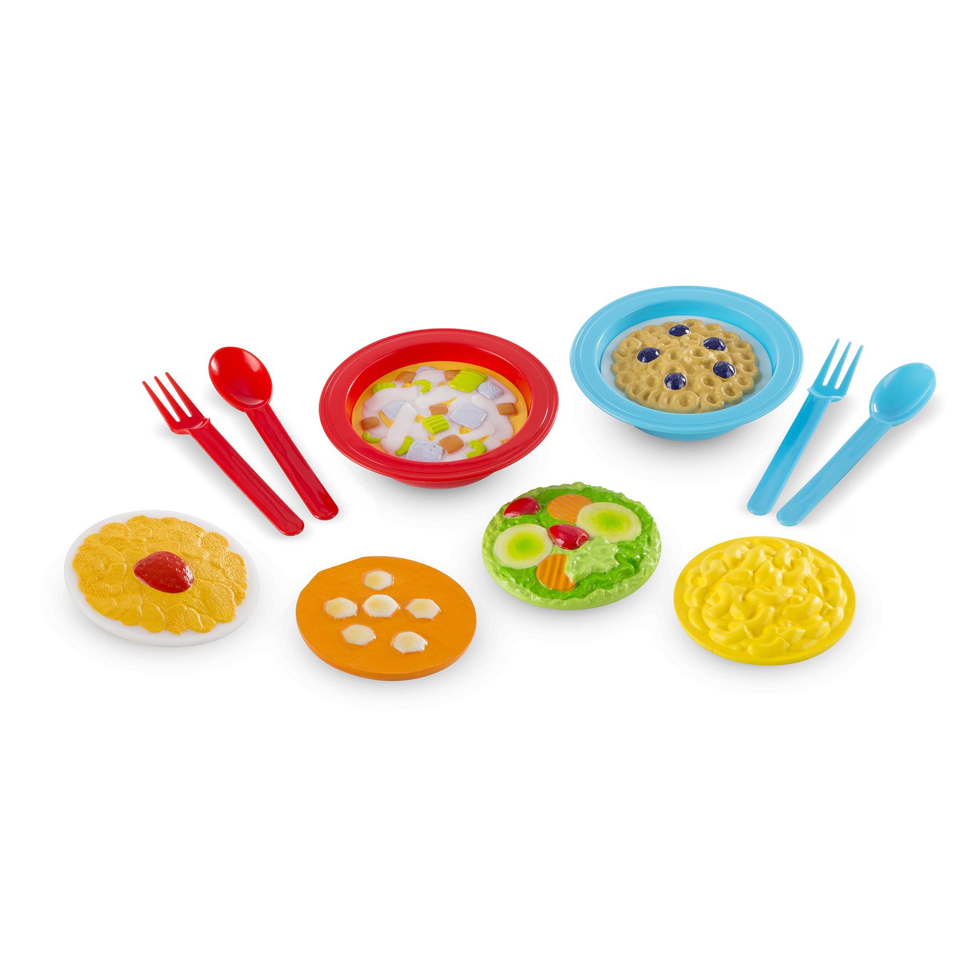 melissa doug create a meal fill em up bowls 12 pcs play food
