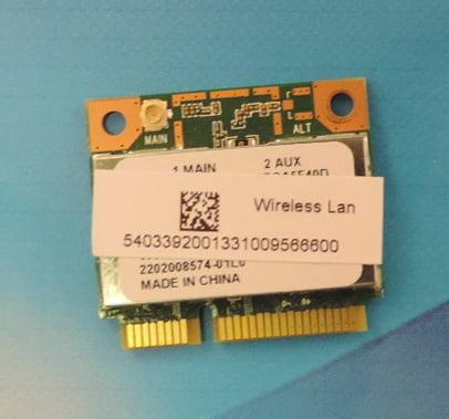 E1-522-WIRELESS Acer E1-522 Wireless Aspire E1-522 Wireless Card