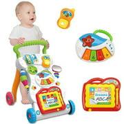 Sit-to-stand Baby Walker Stroller Multi-Function Stroller Good Toddler