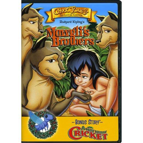 Mowgli's Brothers (Chuck Jones Signature Edition) (Full Frame)