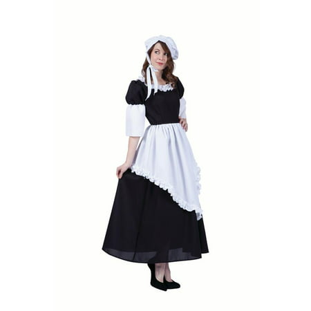 Adult Pilgrim Lady Hattie Costume by RG Costumes 81267 (Pilgrim Costume Adult)