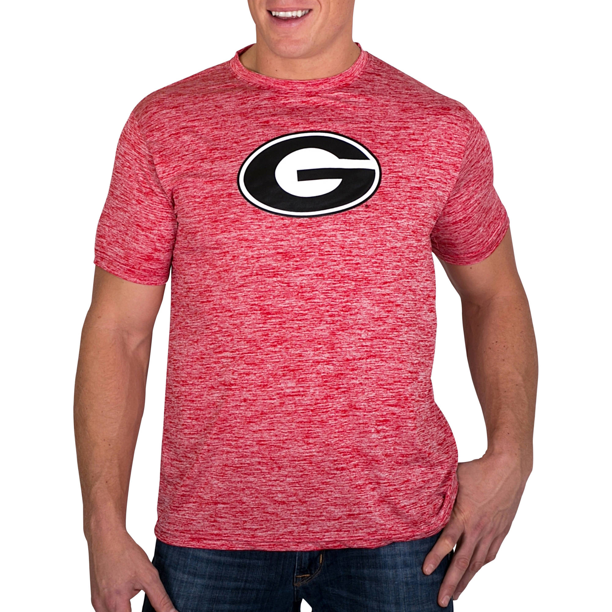 Russell NCAA Georgia Bulldogs Men's Impact T-Shirt