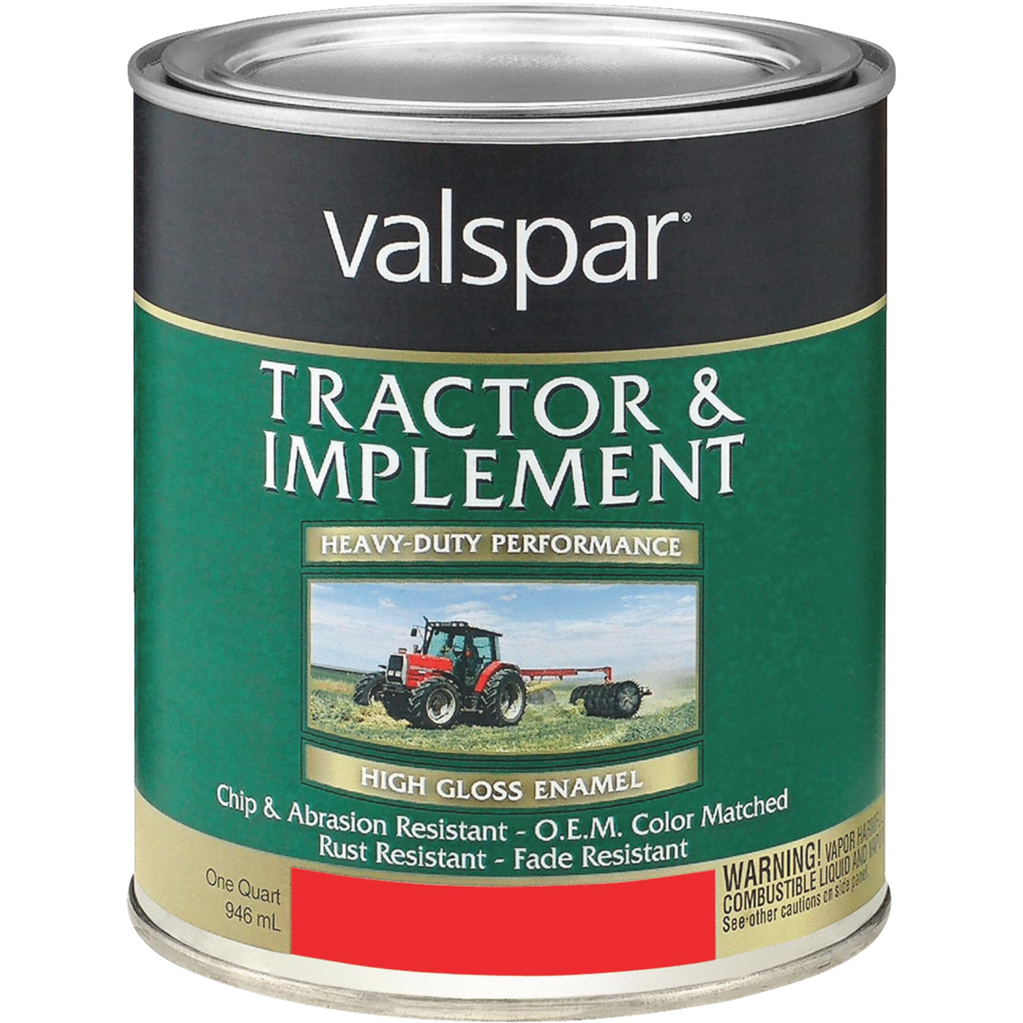 Valspar Tractor & Implement Enamel