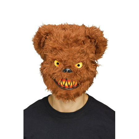 Killer Bear Adult Mask Halloween Accessory](Halloween Killer Name)