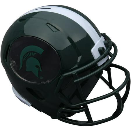 Michigan State Spartans Helmet Bank
